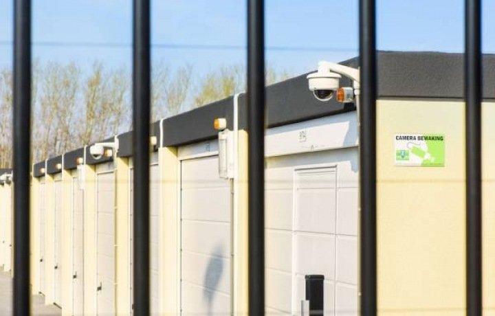 Garage Huren Almere : Opslagruimte garagebox bedrijfsunit almere bedrijfsvastgoed.nl