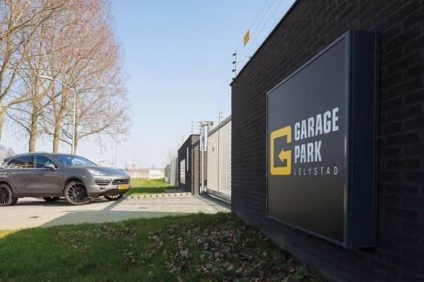 Opslagruimte, Garagebox    Bedrijfsunit, Lelystad (Lelystad, FL)   Bedrijfsvastgoed nl