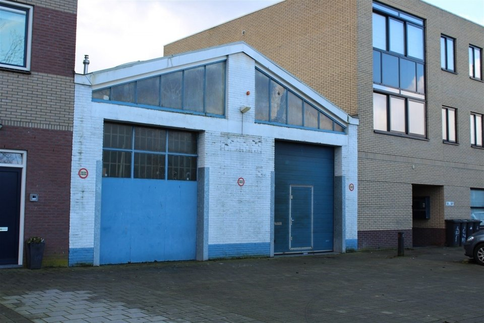Bedrijfsruimte C Van Maasdijkstraat Utrecht Bedrijfsvastgoednl